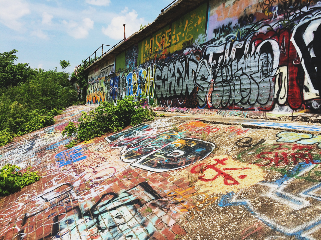 Graffiti slope2